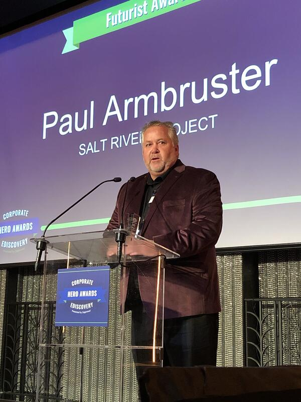 Paul-Armbruster-Futurist-Award-Recipient