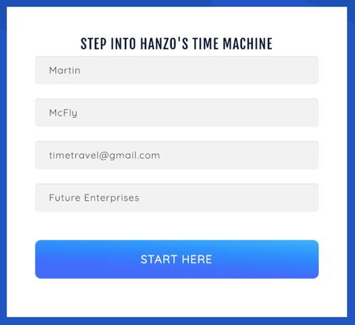 Hanzo Time Machine