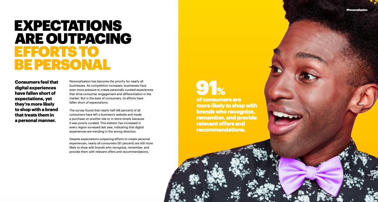Accenture Personalization Report 2018