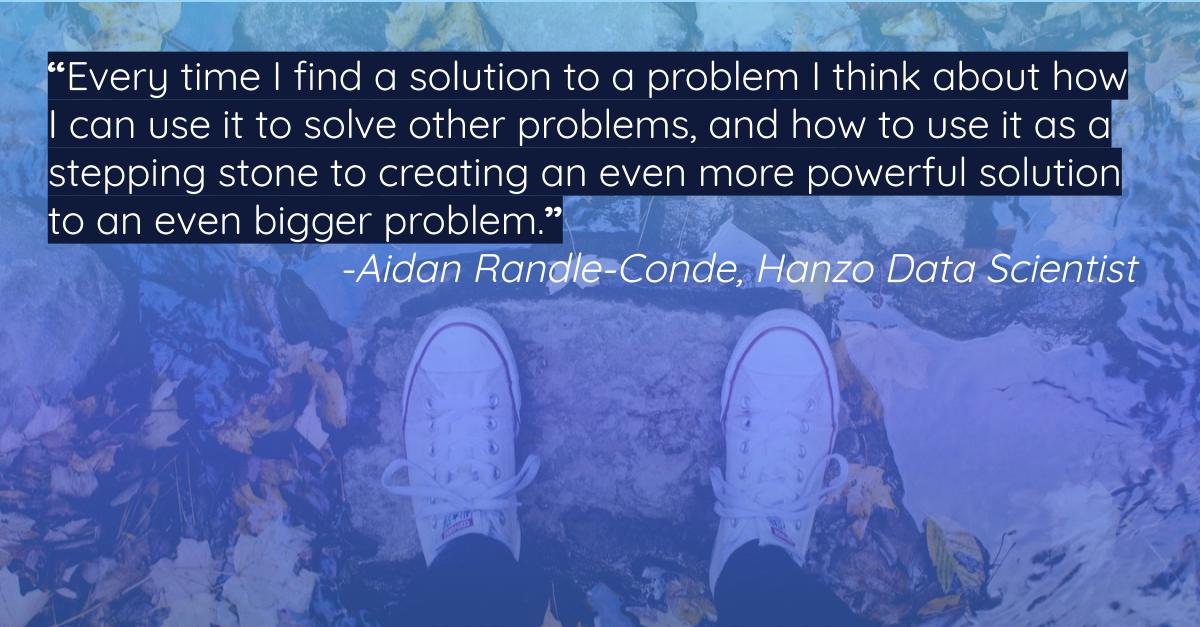 Social Graphic -Meet Team Hanzo - Aidan Randle-Conde - Data Science (1)