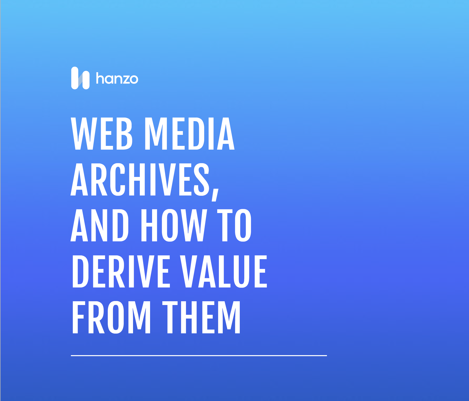 Social Media Archives_Front Page