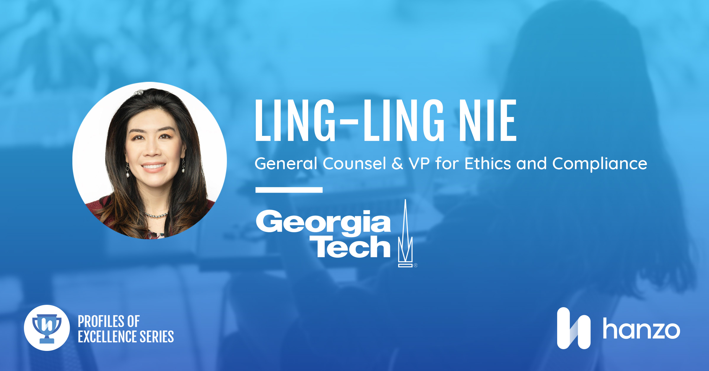 An Interview with Ling-Ling Nie, Georgia Tech's New VP of E&C