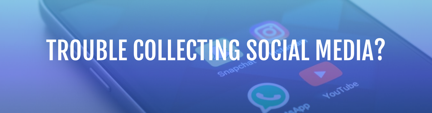 FLASH SURVEY: SOCIAL MEDIA COLLECTIONS